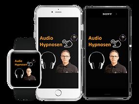 Audiohypnosen von Hypnomentalcoach Christian Blümel