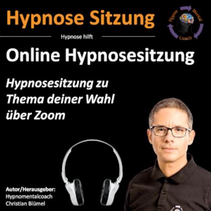 Online Hypnosesitzung zu Thema deiner Wahl