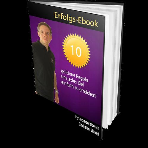 Ziele Power E-Book - 10 goldene Regeln der Zielerreichung