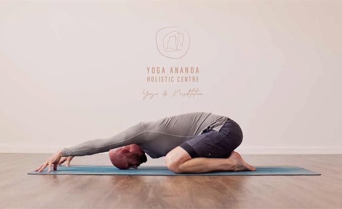 Yoga logo and Icons set