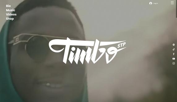 Timbo STP Website