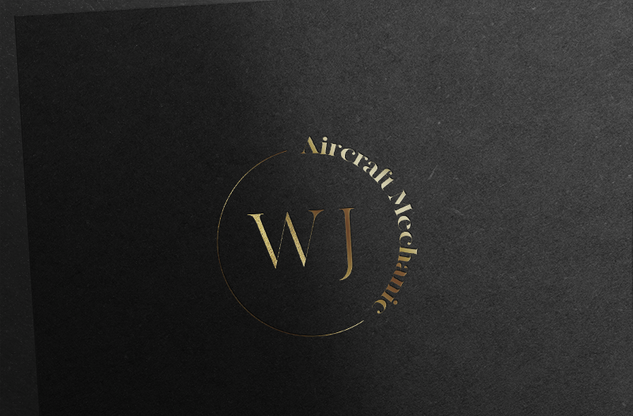 Cirlcle Alternative Logo Gold Foil