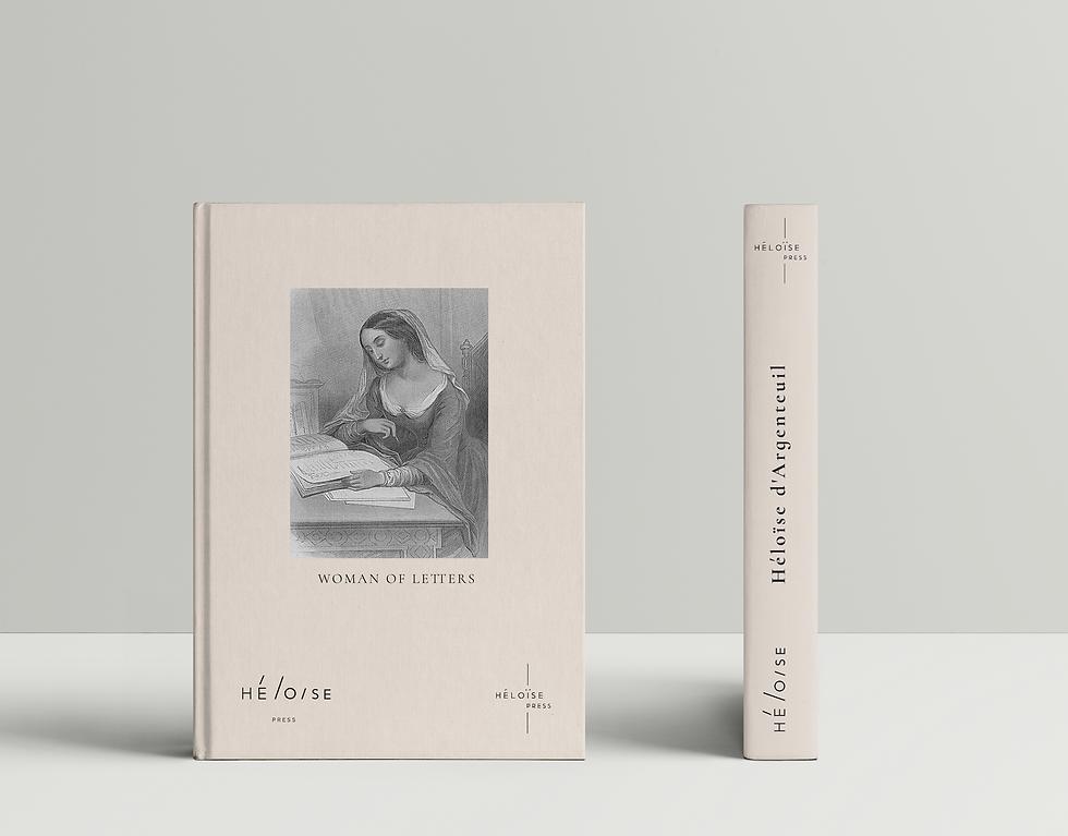 Heloise Book Publication Brandiing