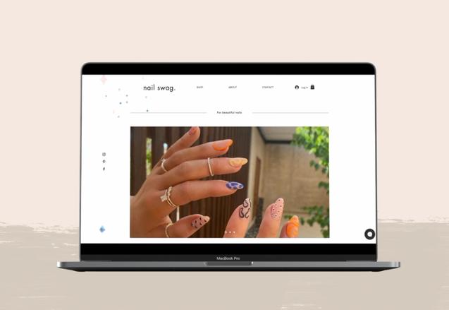 Nail Swag Website