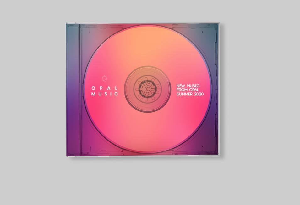 Logo on Disc