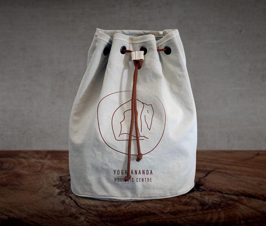 Alternative logo on merchandise