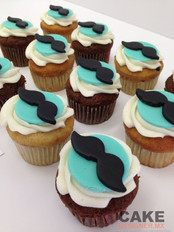 Cupcakes Baby Shower