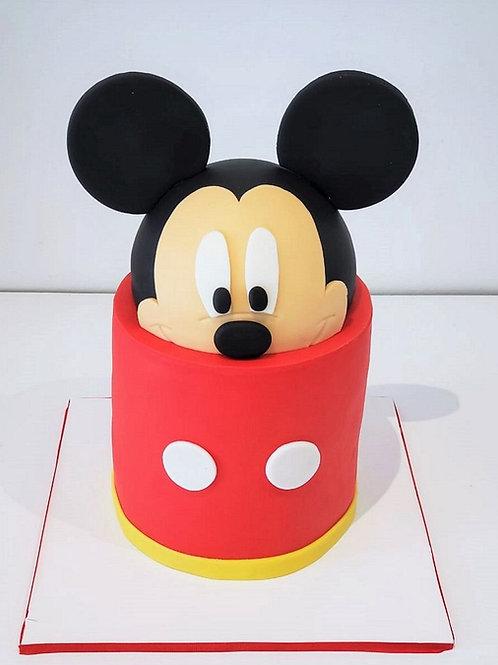 Pastel Mickey