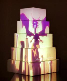 Cumpleaños - Alice in Wonderland