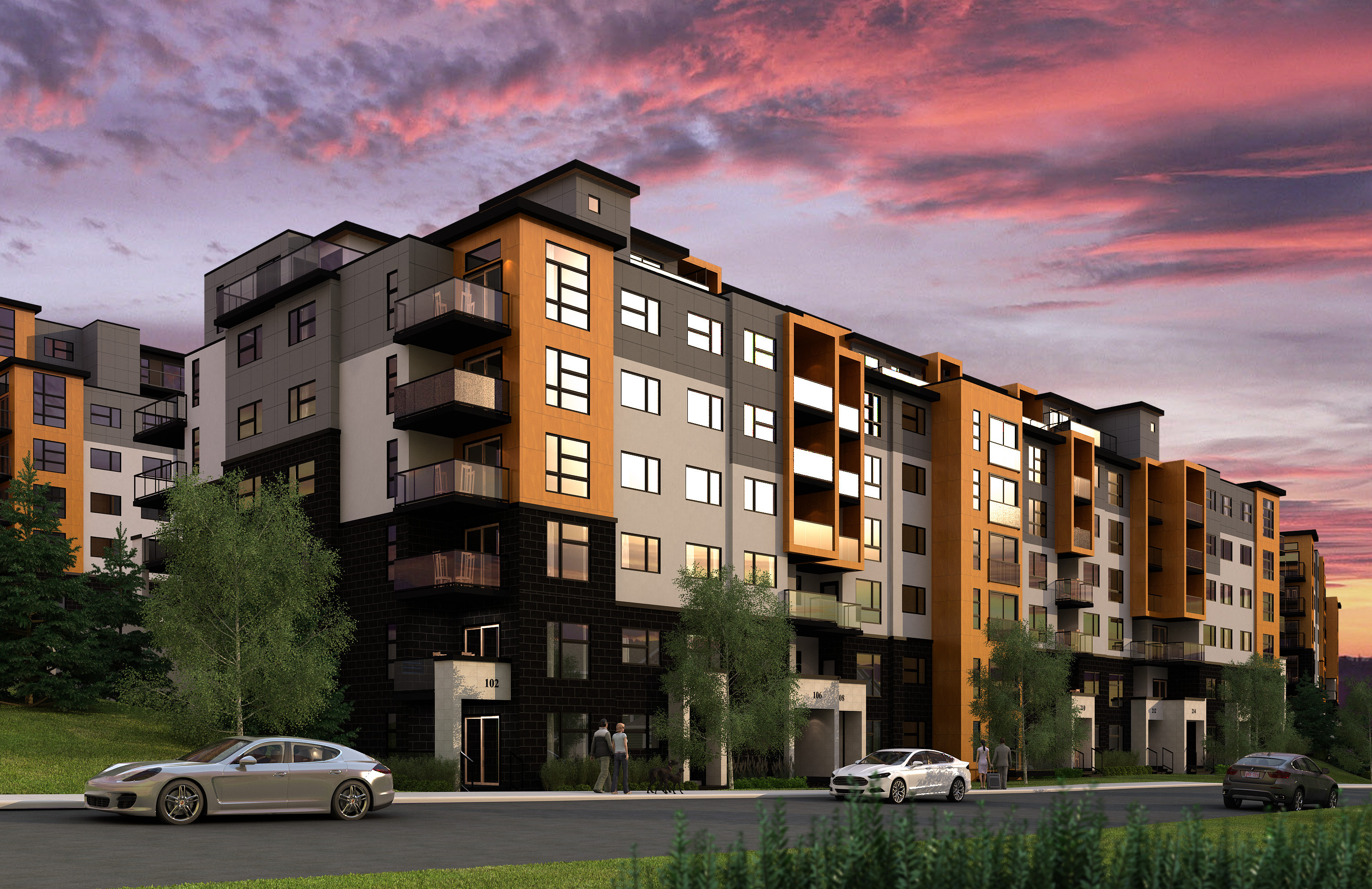 Book A Viewing at Emerald Sky
