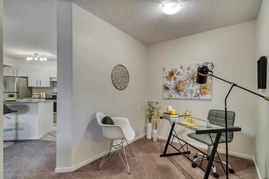 Radius - 1 Bedroom + Den