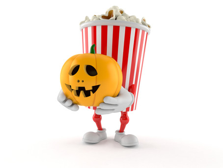 9 Spooky Movies/Shows on Netflix This Month!