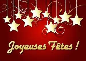Joyeuses fêtes!!