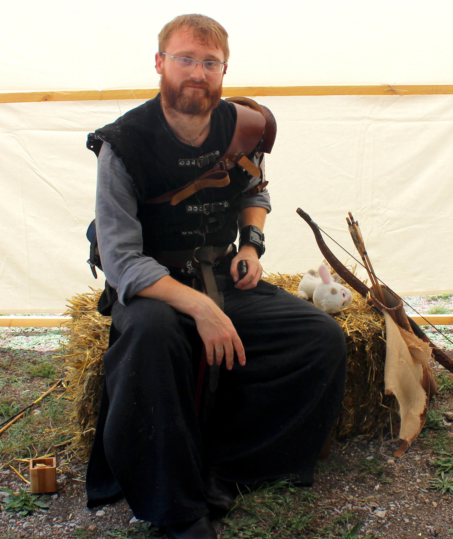 Edwyn, l'archer
