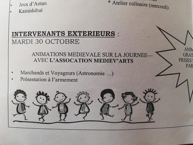 Médiév'Arts bientôt de retour à Poligné!