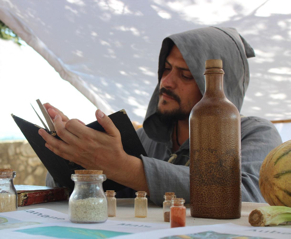 Aristophane, le voyageur