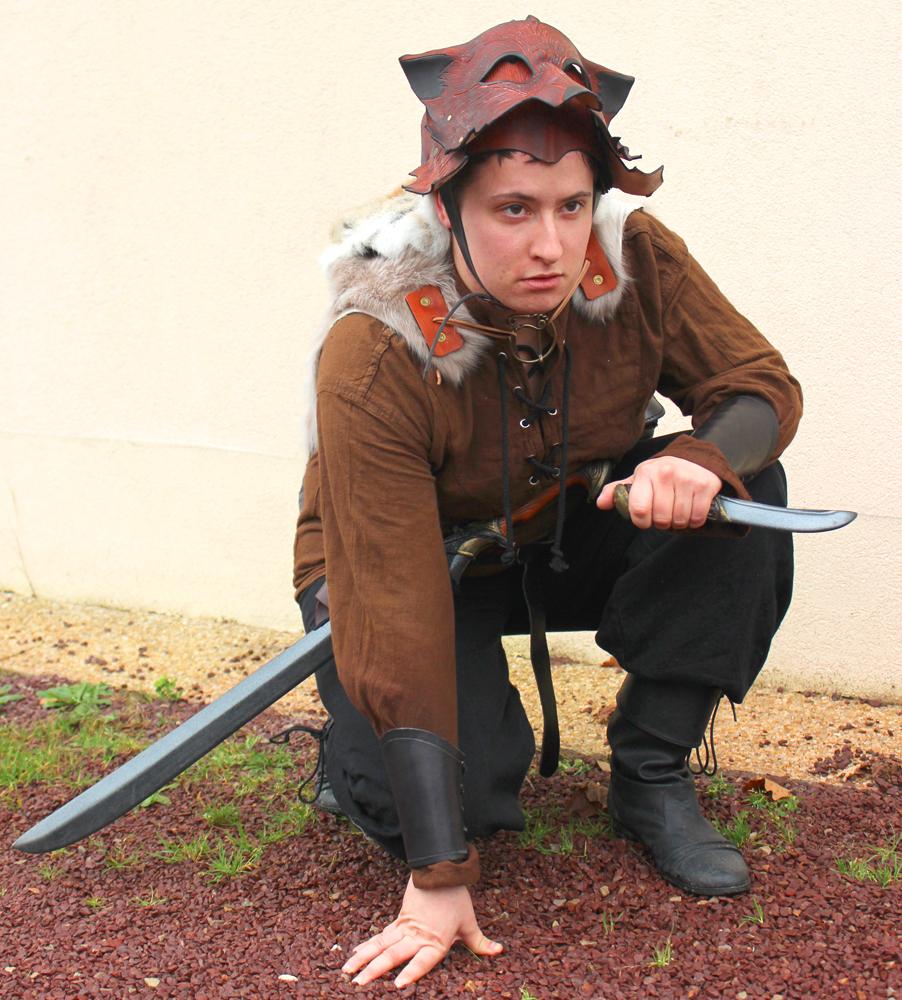 Alek, le chasseur