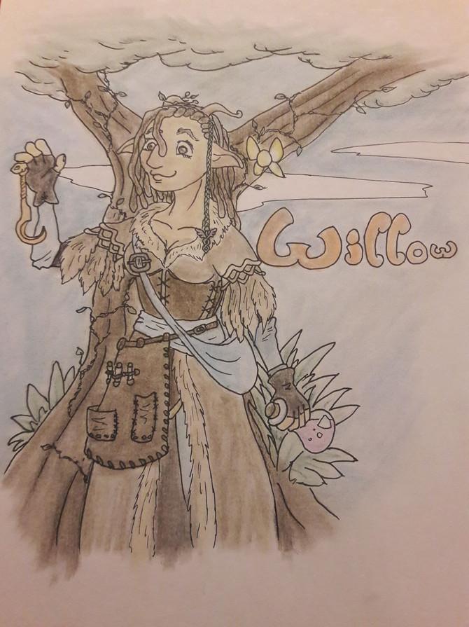 Willow, la Faune maladroite