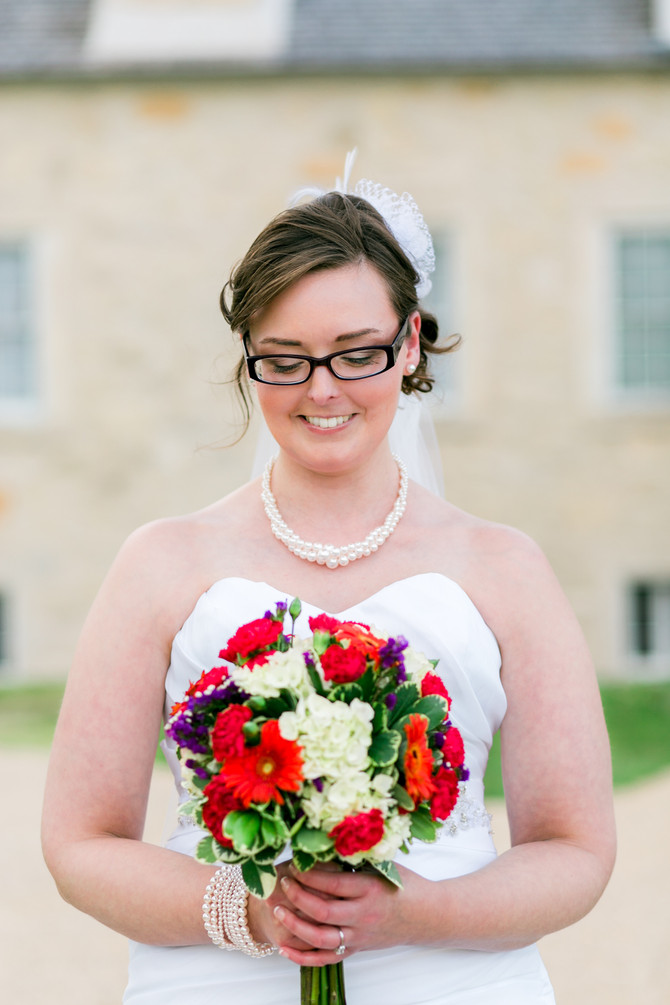 Lower Fort Garry [Wedding] Tammy + Scott