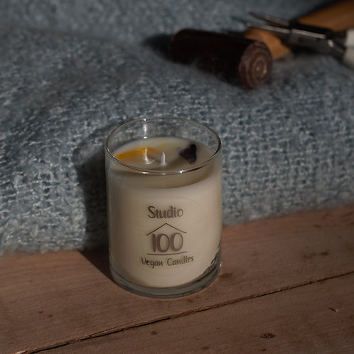 Apple + Fig candle