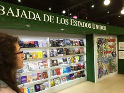 Feria del Libro 2016 - Embajada EEUU