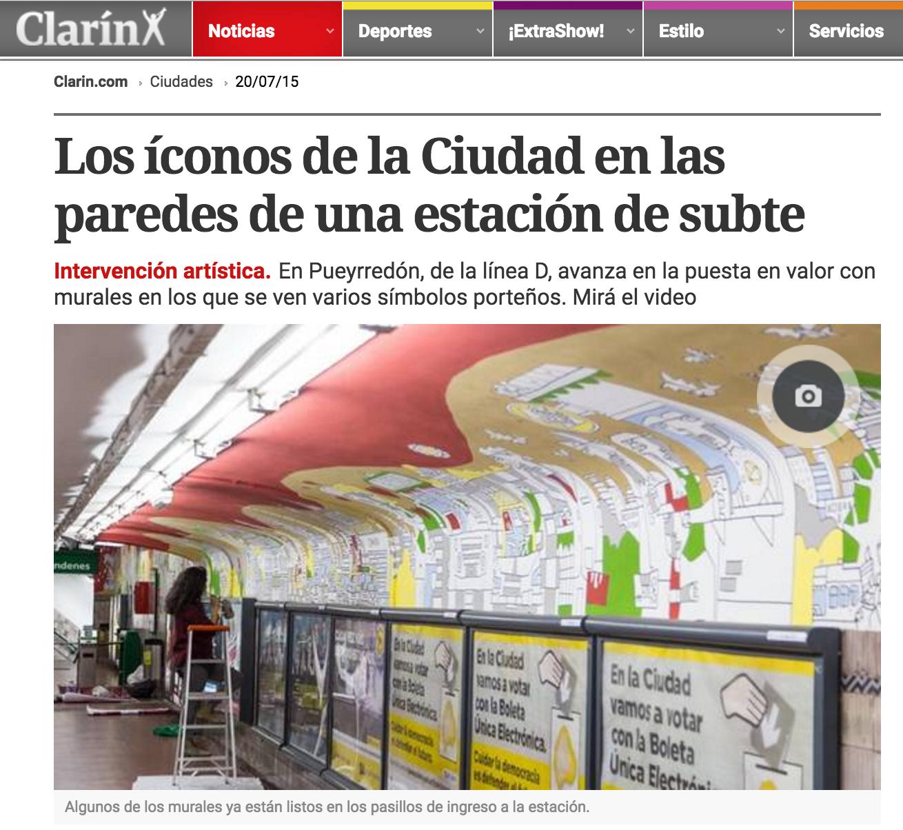 Clarin (2015)