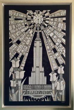 Empire V (180 cm x 110cm)