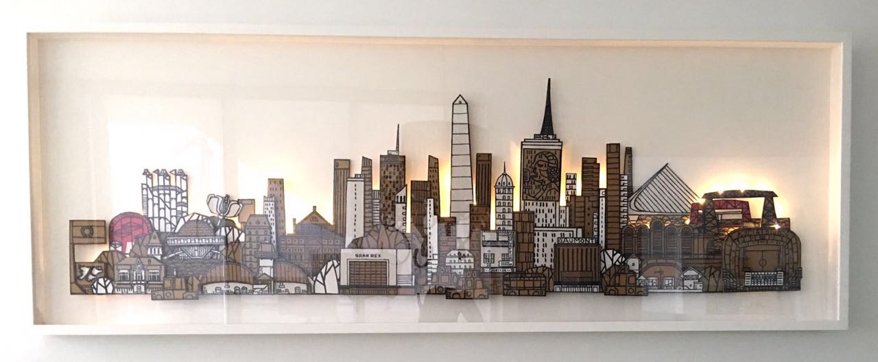 """""""Una ciudad poco acartonada"""""""