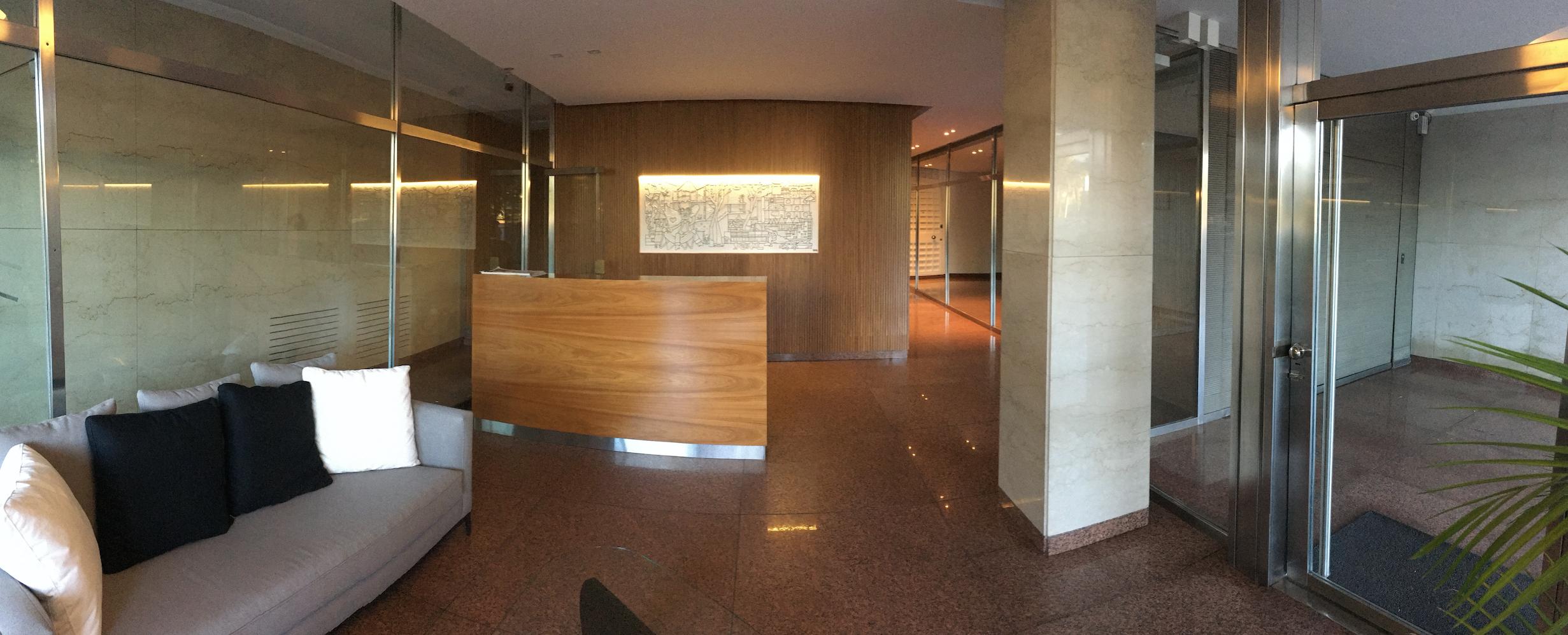 Hall Libertador 4000