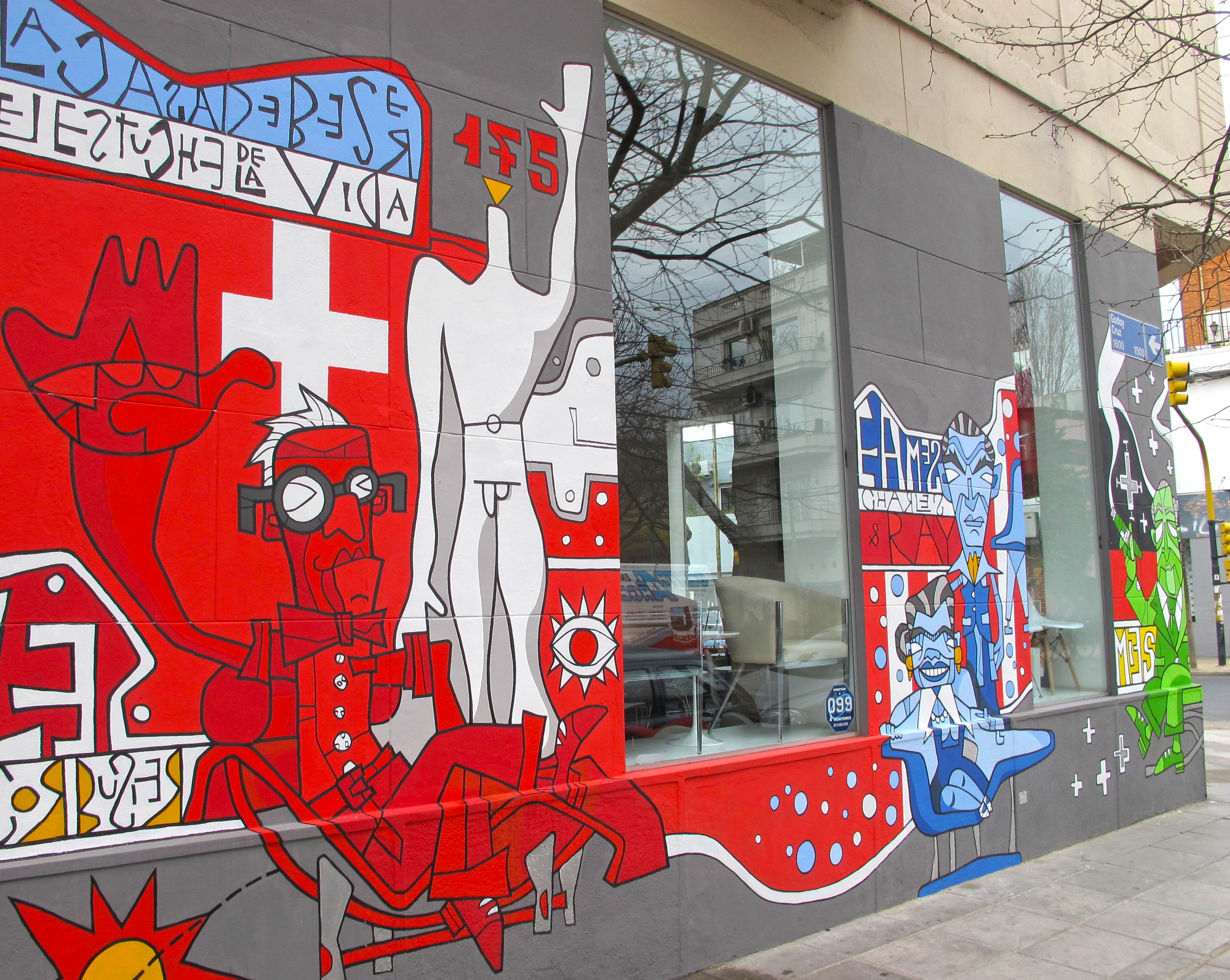 Mural Homenaje