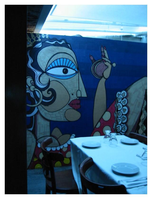 """Mural """"Lo de Lola"""""""