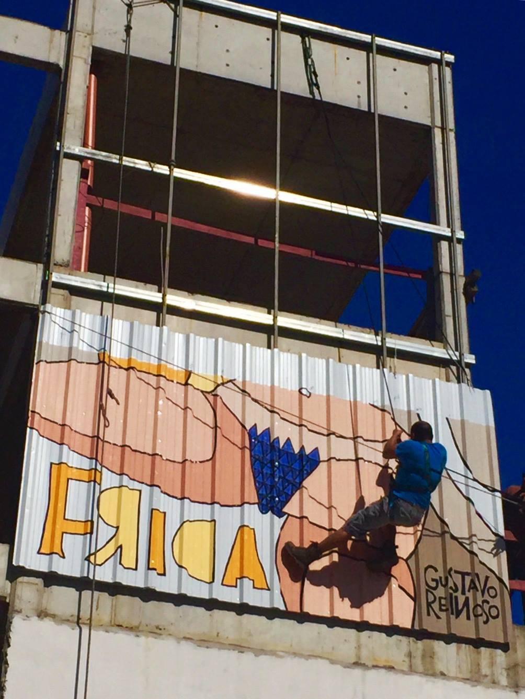 Frida y sus gatos - Teatro El Cubo