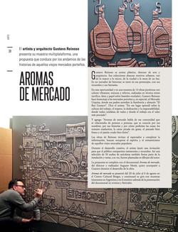 Contraseñas - Amex Magazine (2017)
