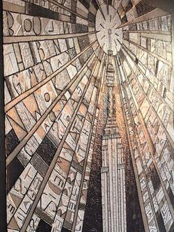 Empire V (180 cm x 110cm) - Detalle