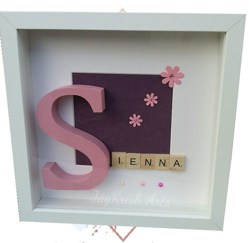 Name frame