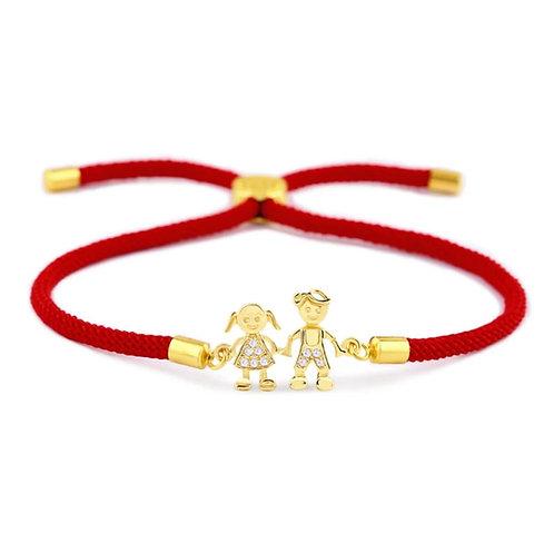 Boy Girl Rakhi Bracelet