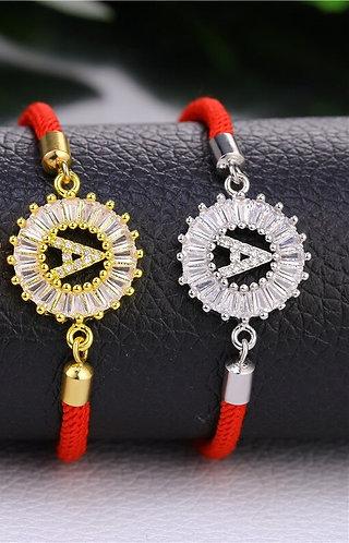 Rakhi/Letter Bracelet