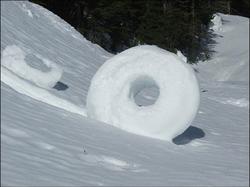 11 donas de nieve