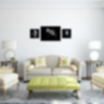 décoration intérieur photo salon