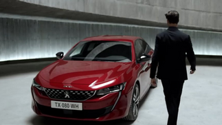 Nuevo Peugeot 508 'What Drives You'