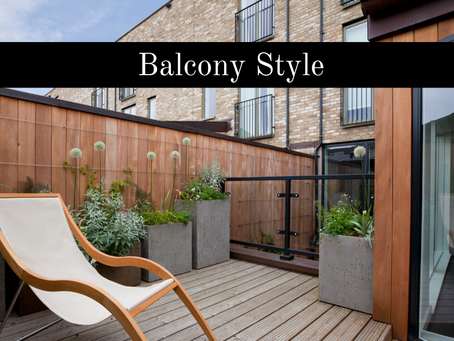 4 Ways To Give Your Balcony A Facelift