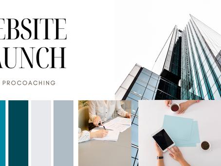 Website Launch for D&S Pro Coaching