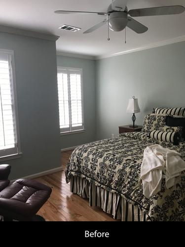 Kate's Bedroom - Before