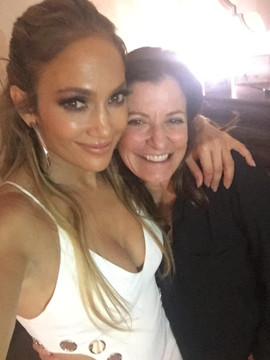 Jane Sarkin & Jennifer Lopez