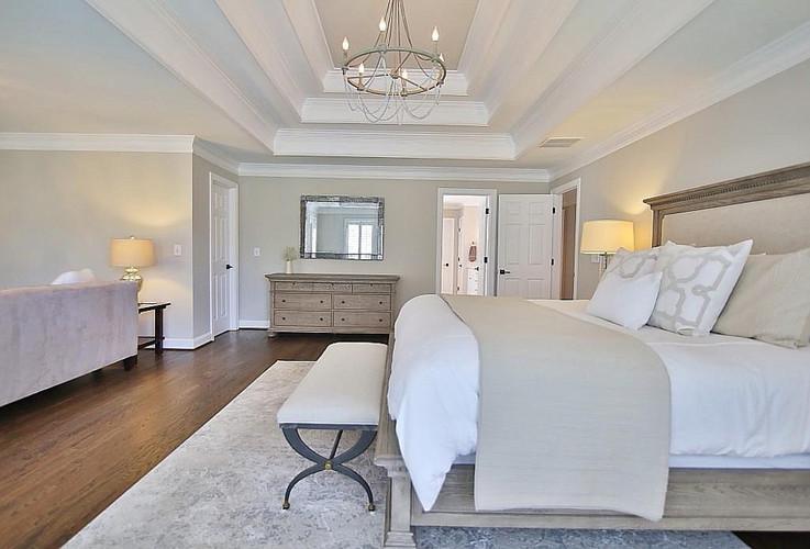 Master Bedroom Renovation - After