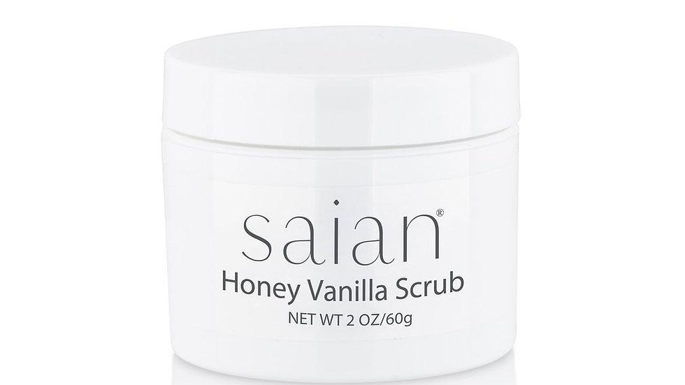 SAIAN Honey Vanilla Scrub