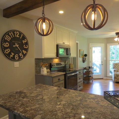 Kitchen Renovation -