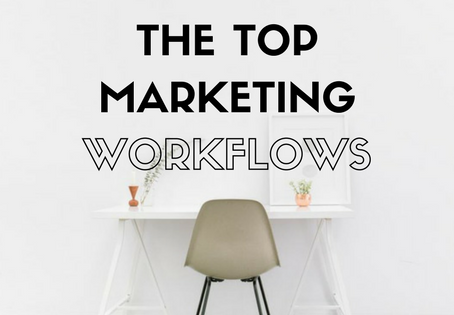 The Marketing Workflow Basics Your Company Needs