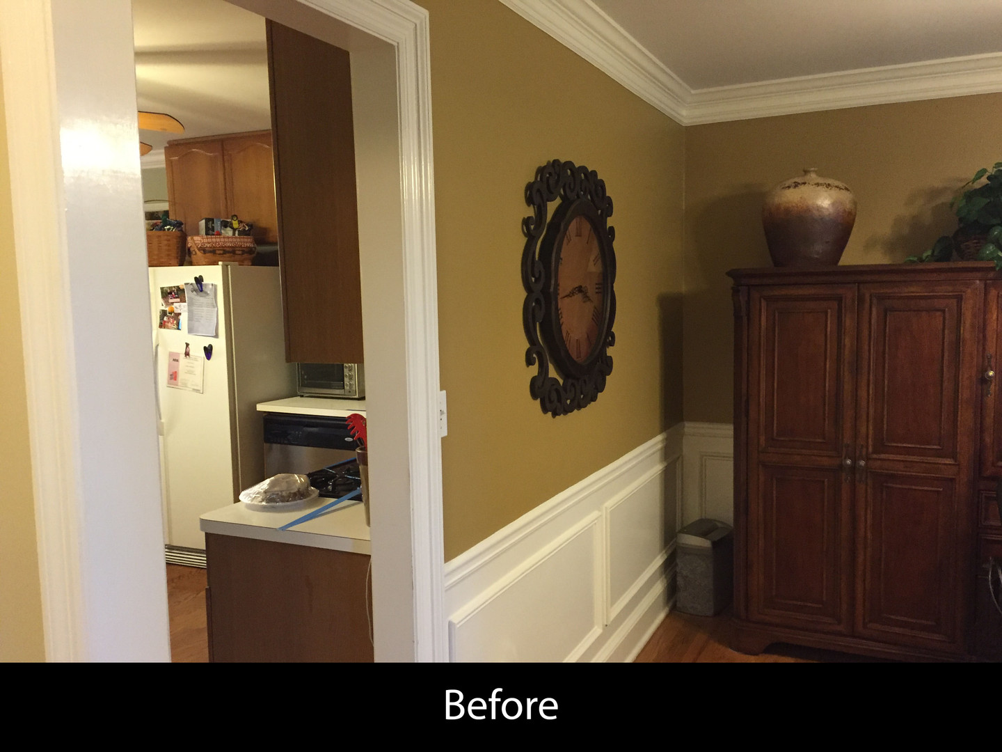 Room Renovation - Before