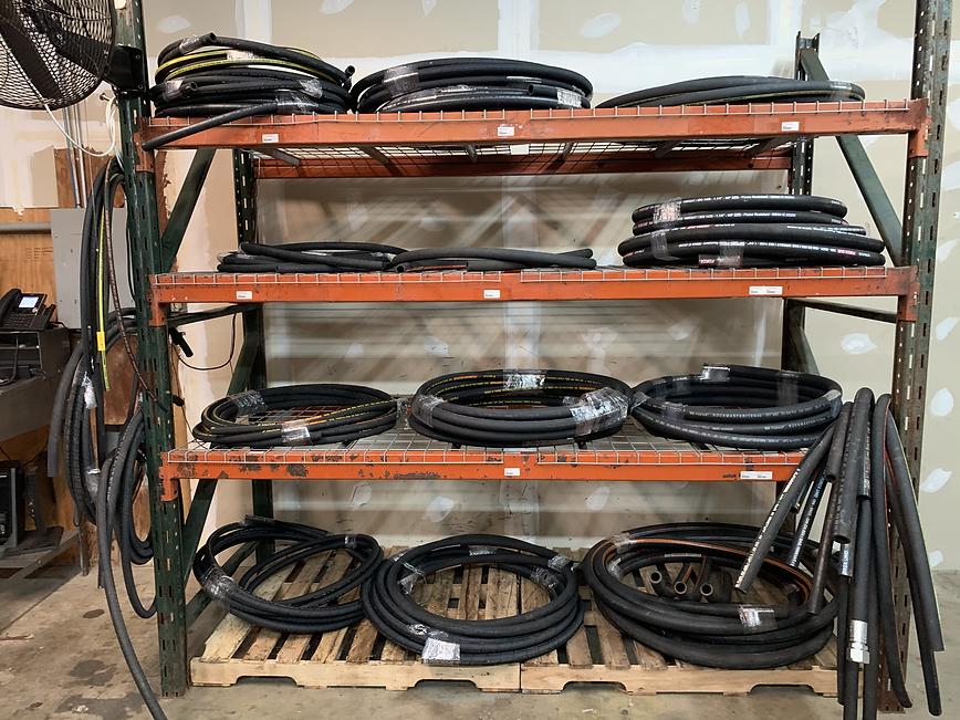mobil hydraulic hose repair Atlanta